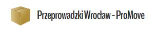 przeprowadzki wrocław ProMove
